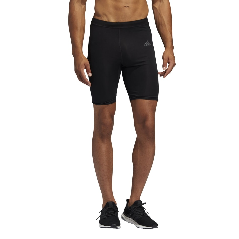 adidas Men's Own the Run Short Tight, product, variation 1
