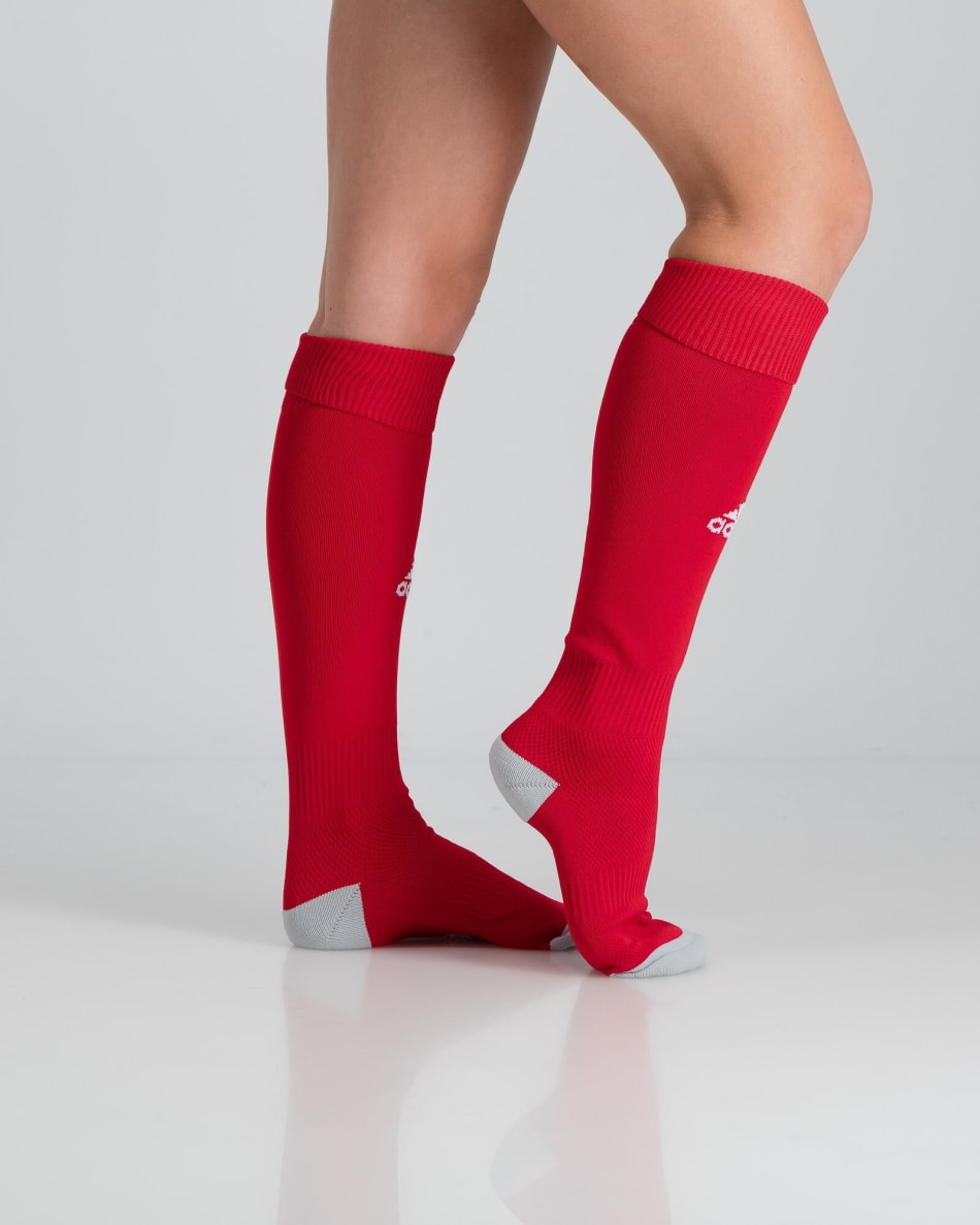 Adidas Milano 16 Red Socks 2.5-4, product, variation 1