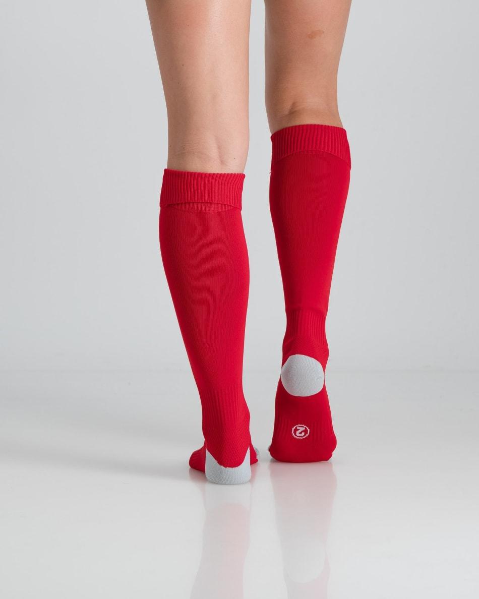 Adidas Milano 16 Red Socks 2.5-4, product, variation 4