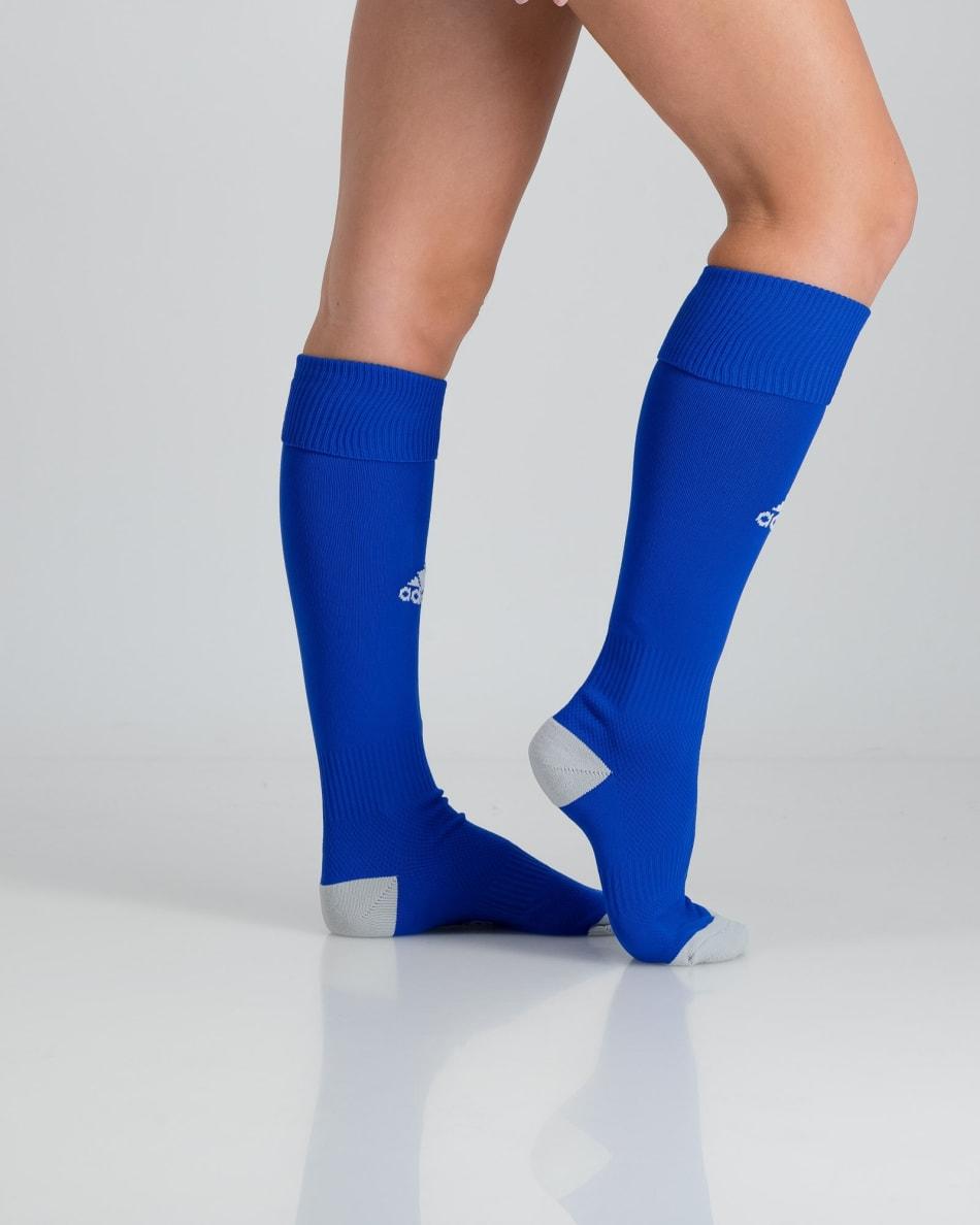 Adidas Milano 16 Blue Socks 2.5-4, product, variation 1