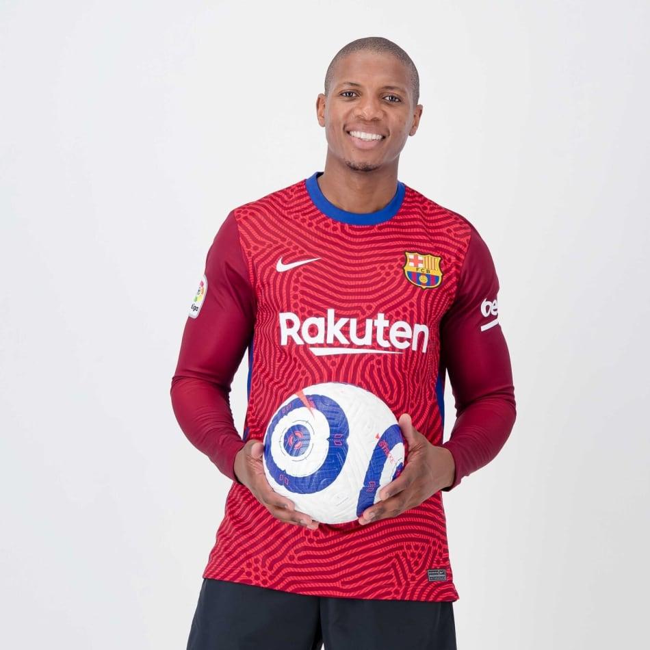 Barcelona Men's Home 20/21 Goalkeeper Jersey, product, variation 1