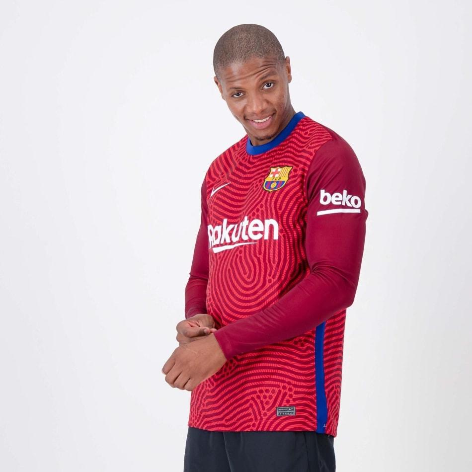 Barcelona Men's Home 20/21 Goalkeeper Jersey, product, variation 2