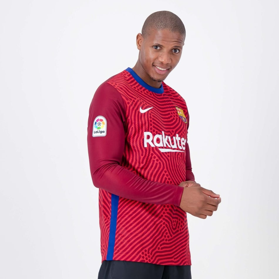 Barcelona Men's Home 20/21 Goalkeeper Jersey, product, variation 3