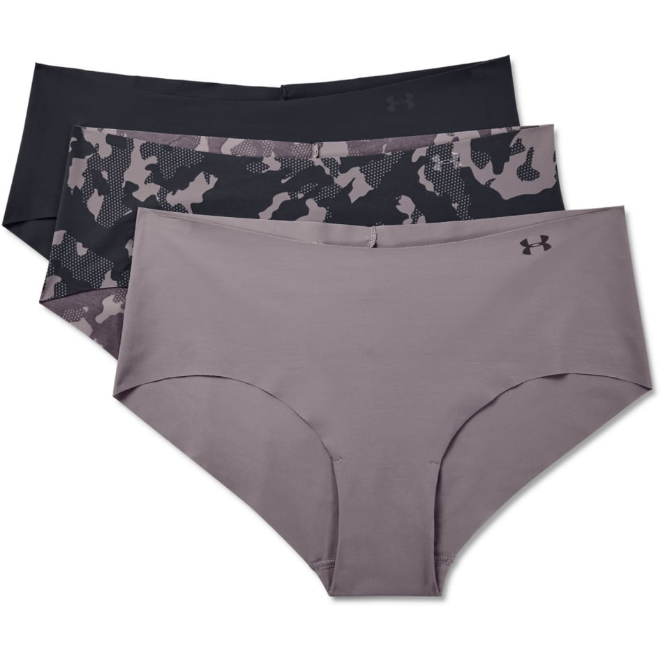 Under Armour Women's Hipster 3 Pack Bottoms, product, variation 1