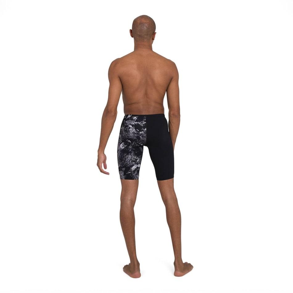 Speedo Men's Allover V-Cut Swim Jammer, product, variation 3