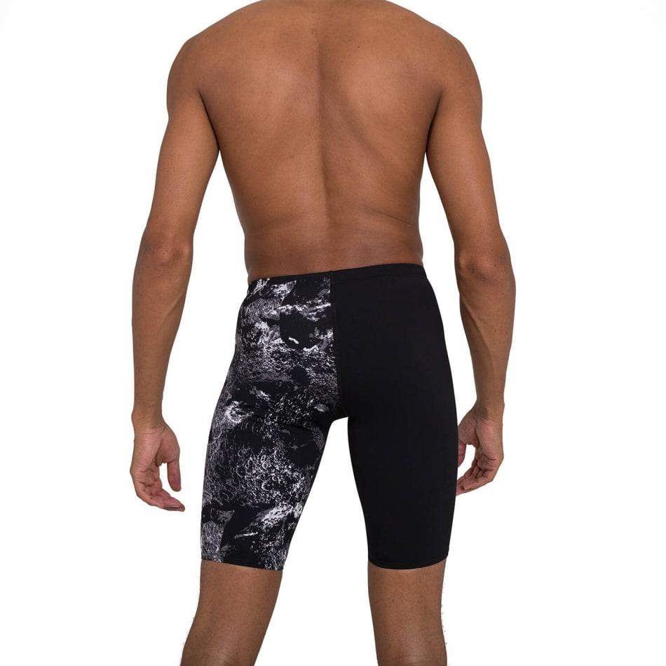 Speedo Men's Allover V-Cut Swim Jammer, product, variation 5