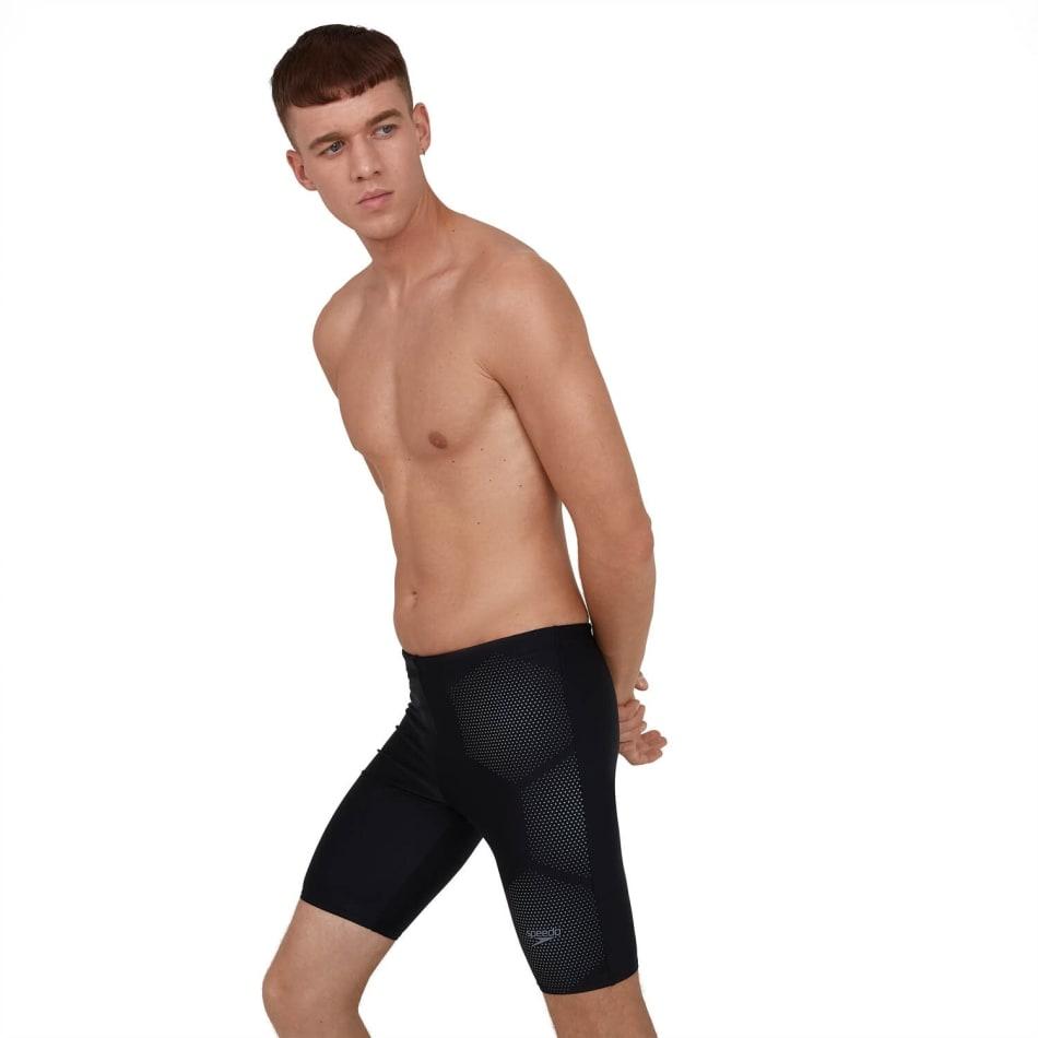Speedo Men's Tech Placement Swim Jammer, product, variation 3