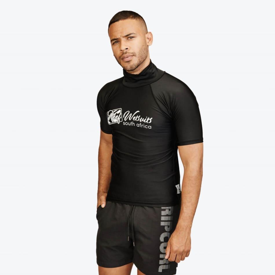 Reef Men's Rash Vest Short Sleeve, product, variation 2
