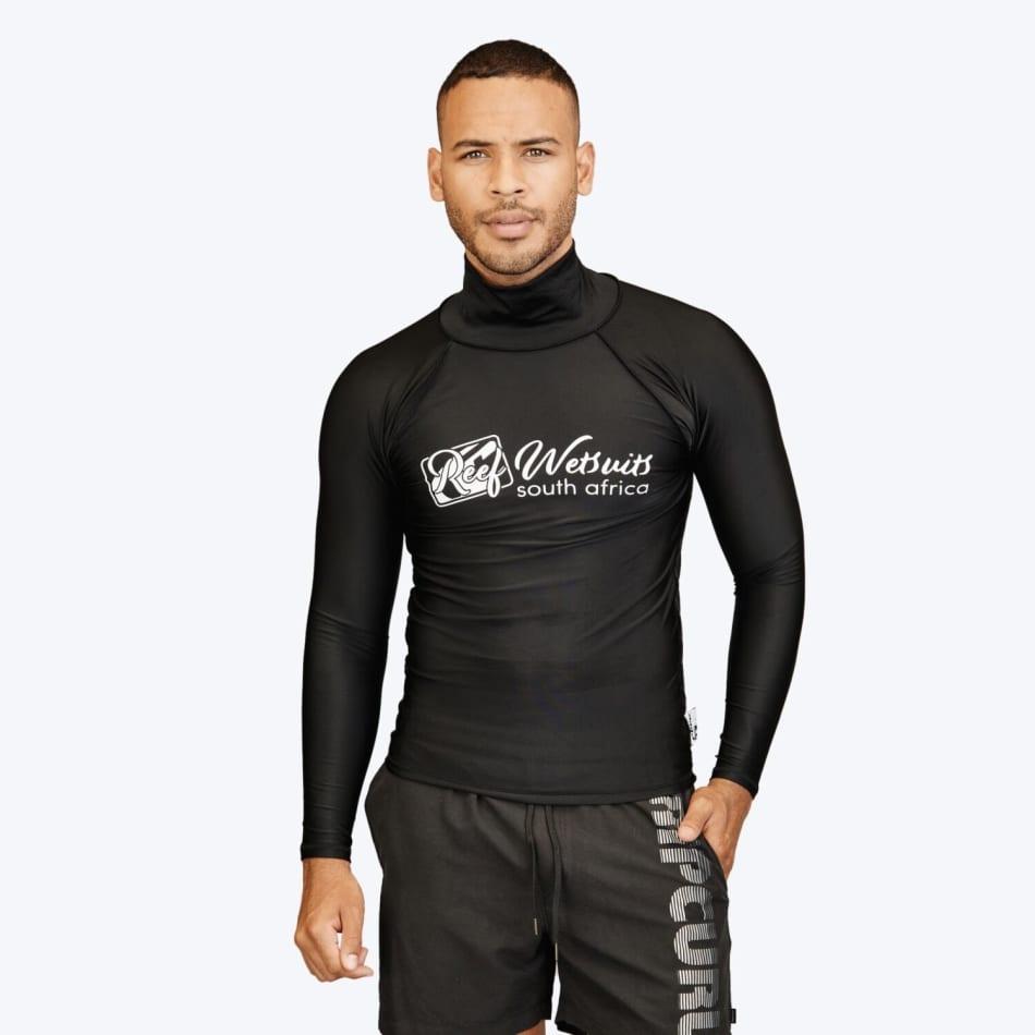 Reef Men's Rash Vest Long Sleeve, product, variation 1