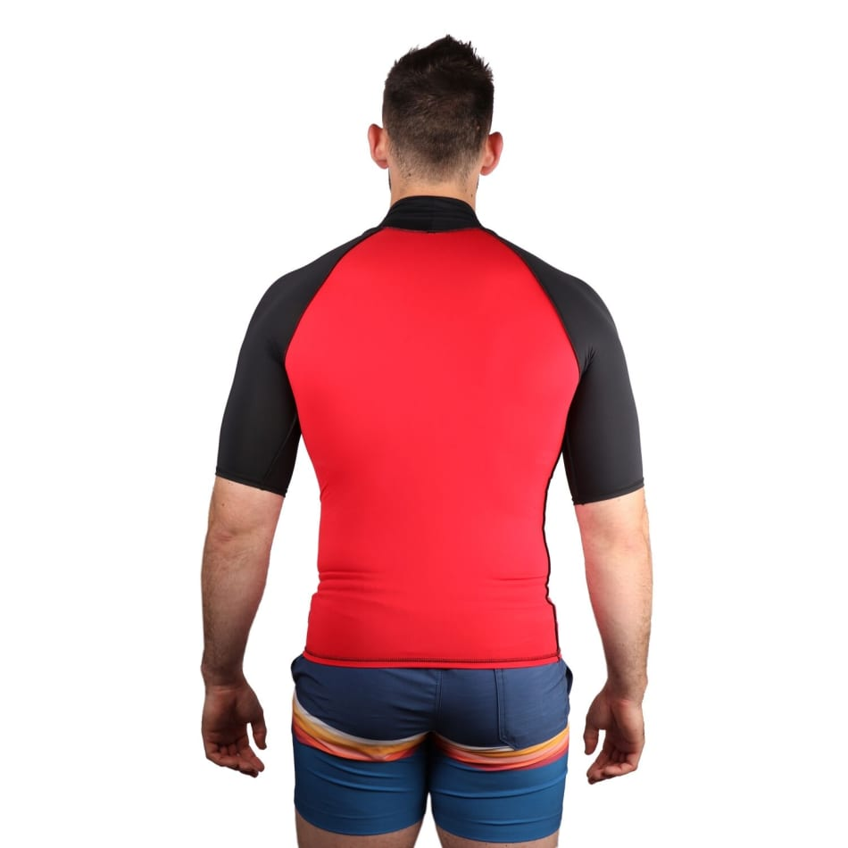 Reef Men's Fashion Short Sleeve Rashvest, product, variation 3