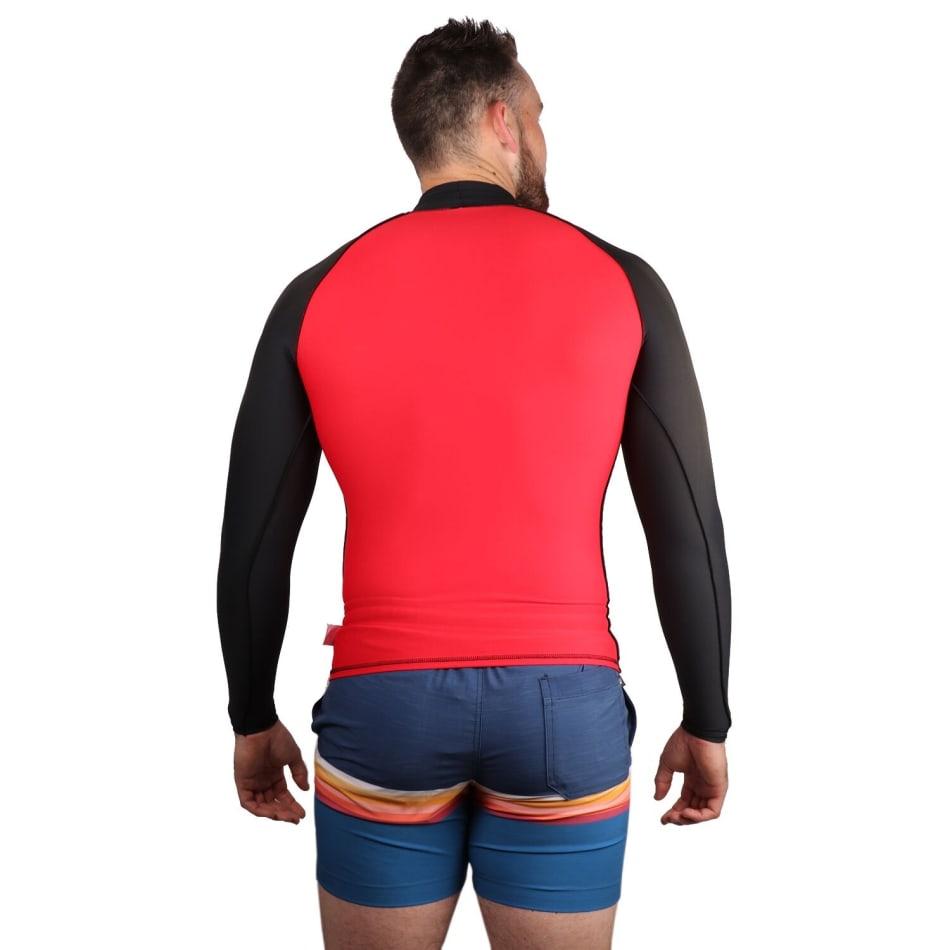 Reef Men's Fashion Long Sleeve Rashvest, product, variation 3