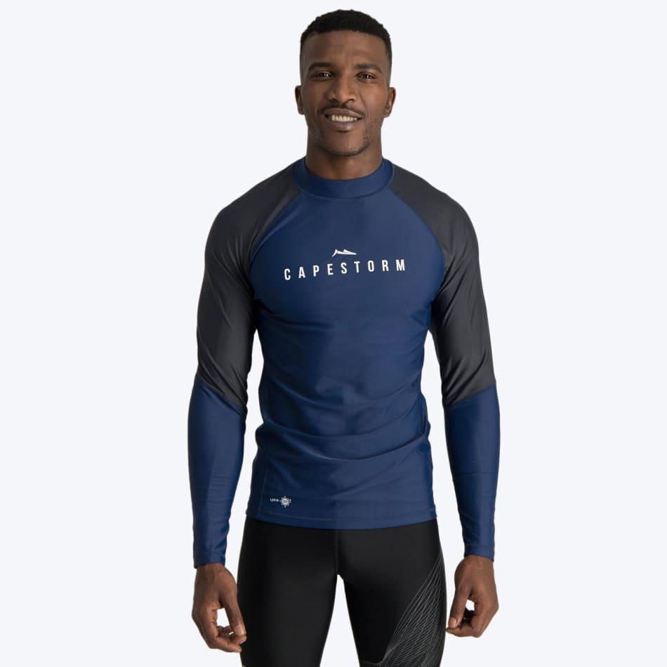 Capestorm Men's Tidalbreak Long Sleeve Rashvest, product, variation 1
