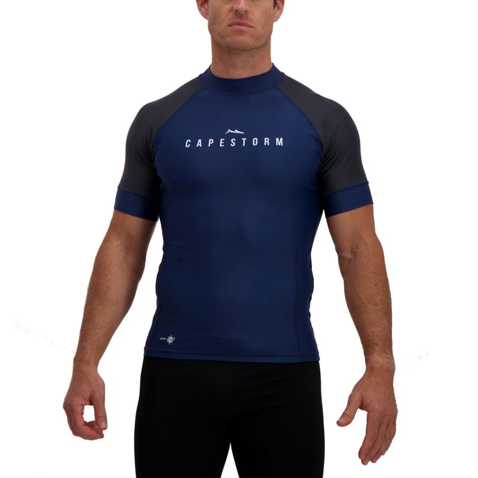 Capestorm Men's Tidalbreak Short Sleeve Rashvest, product, variation 3