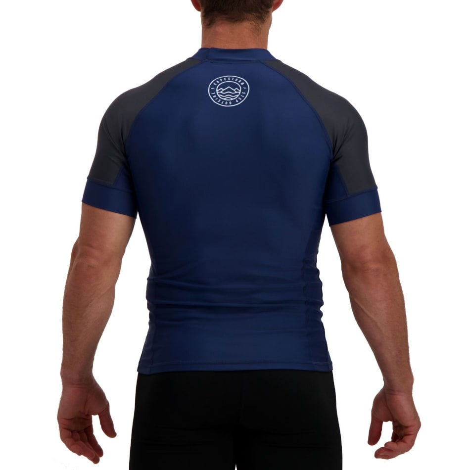 Capestorm Men's Tidalbreak Short Sleeve Rashvest, product, variation 4