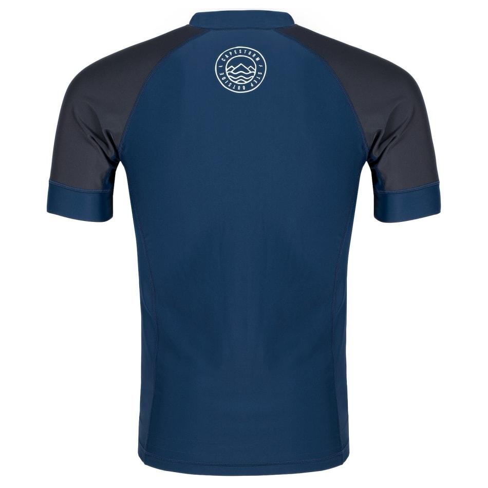 Capestorm Men's Tidalbreak Short Sleeve Rashvest, product, variation 2