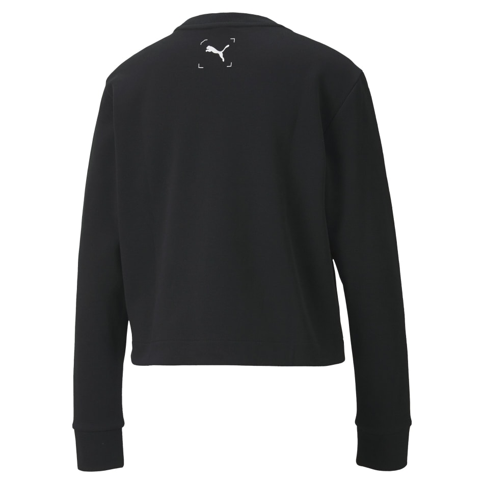 Puma Women's Nu-Tility Crew Long Sleeve Top, product, variation 2