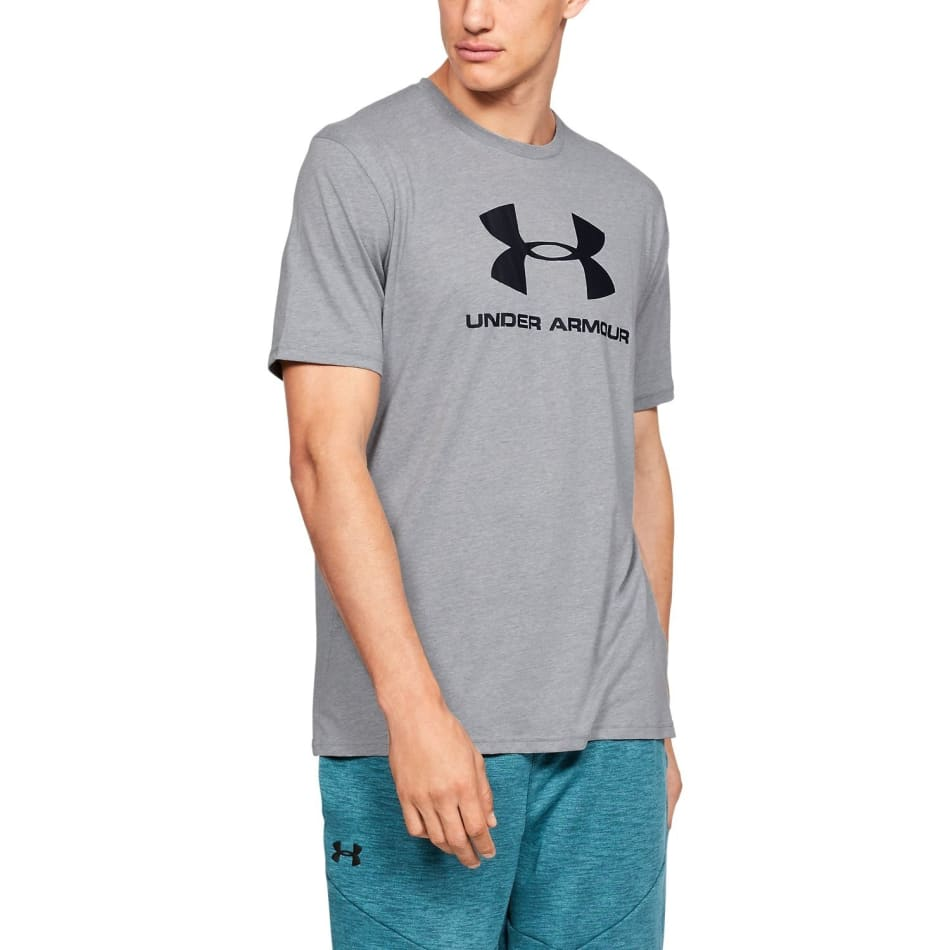 Under Armour Men's Sportstyle Logo Tee, product, variation 1