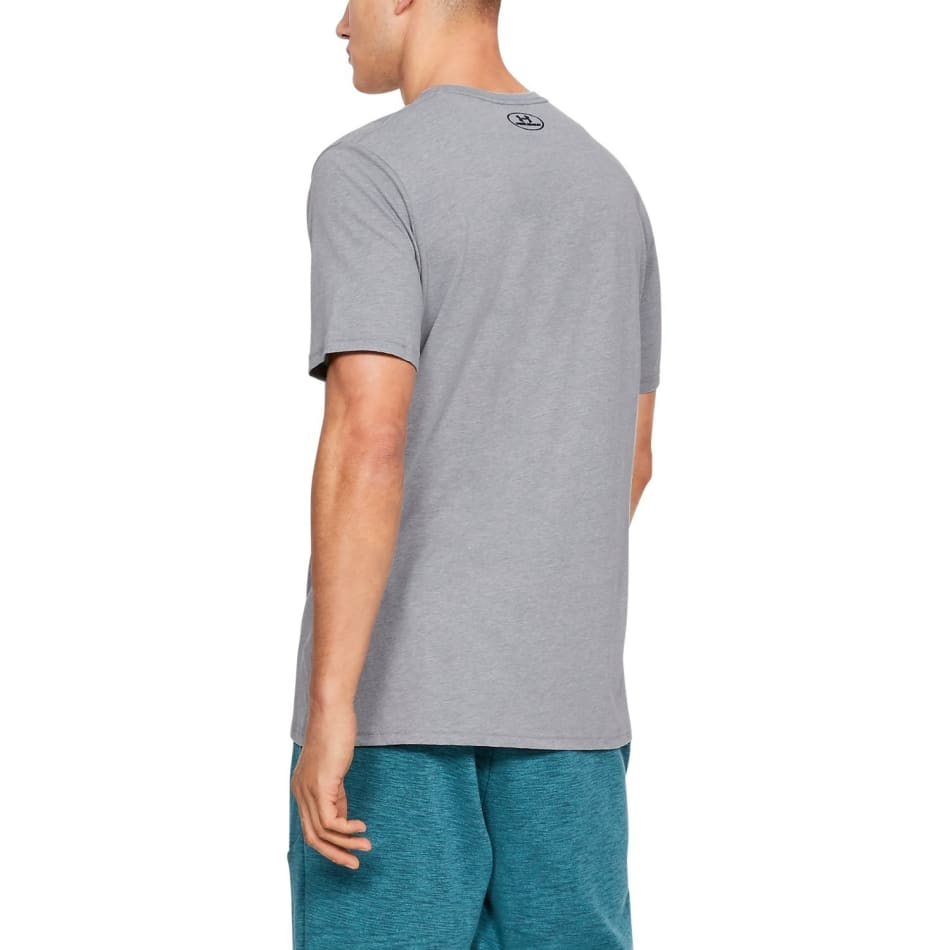 Under Armour Men's Sportstyle Logo Tee, product, variation 2