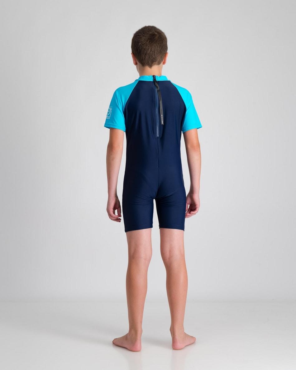 Second Skins Boys Wave Rider Sunsuit, product, variation 4