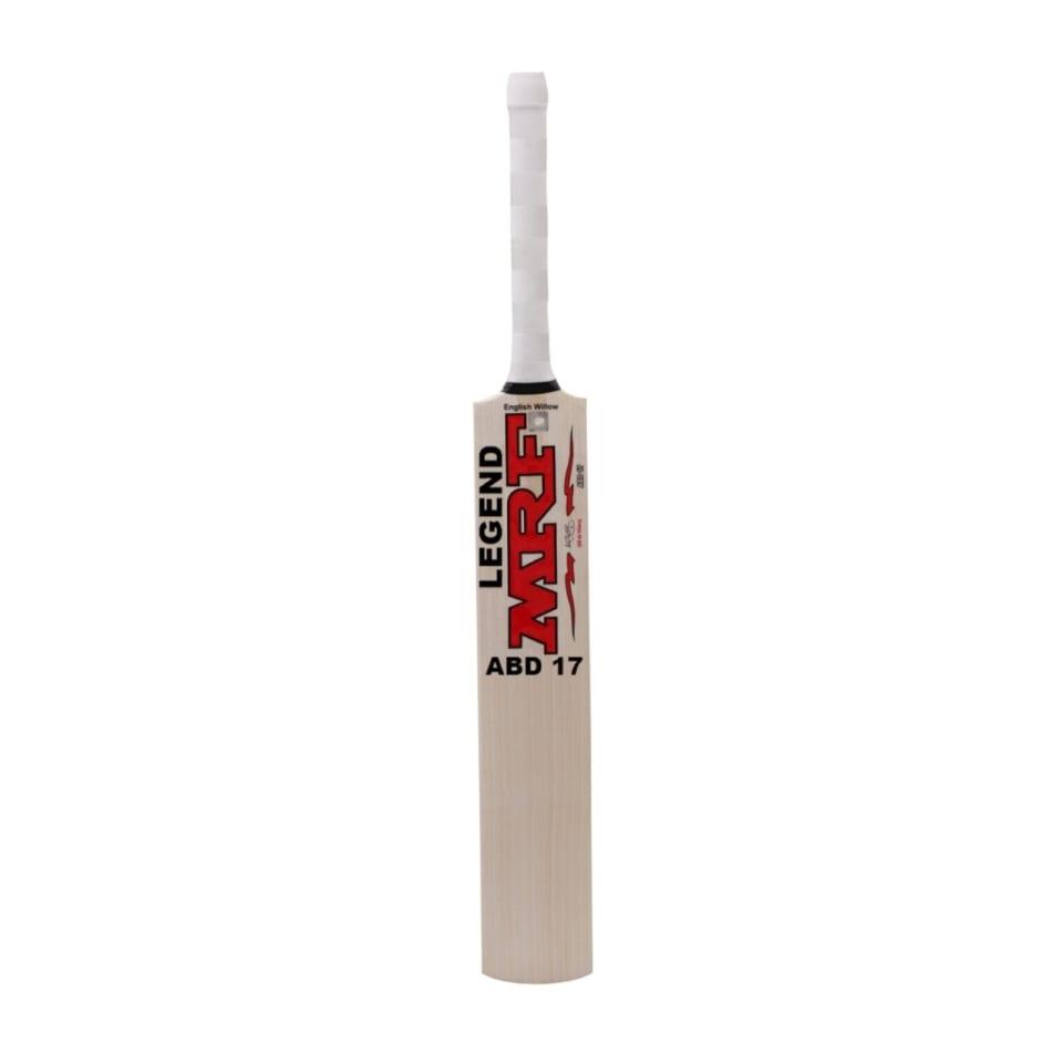 MRF ABD17 Legend Cricket Bat - Size 5, product, variation 1