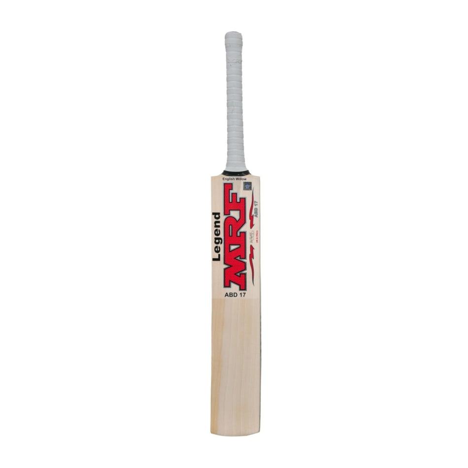 MRF ABD17 Legend Cricket Bat - Size H, product, variation 1