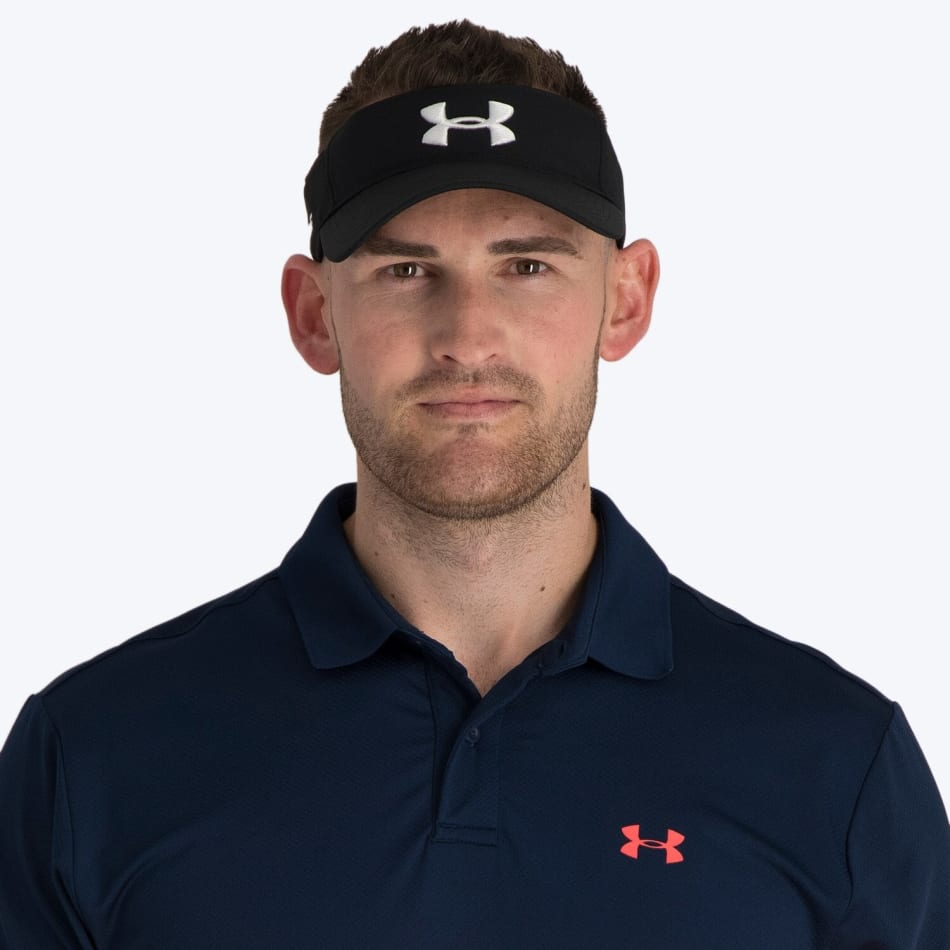 Under Armour Men's Core Golf Visor, product, variation 1