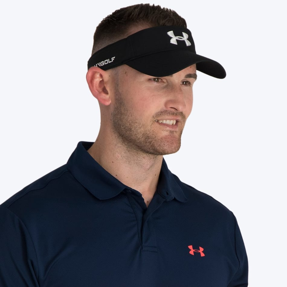 Under Armour Men's Core Golf Visor, product, variation 2