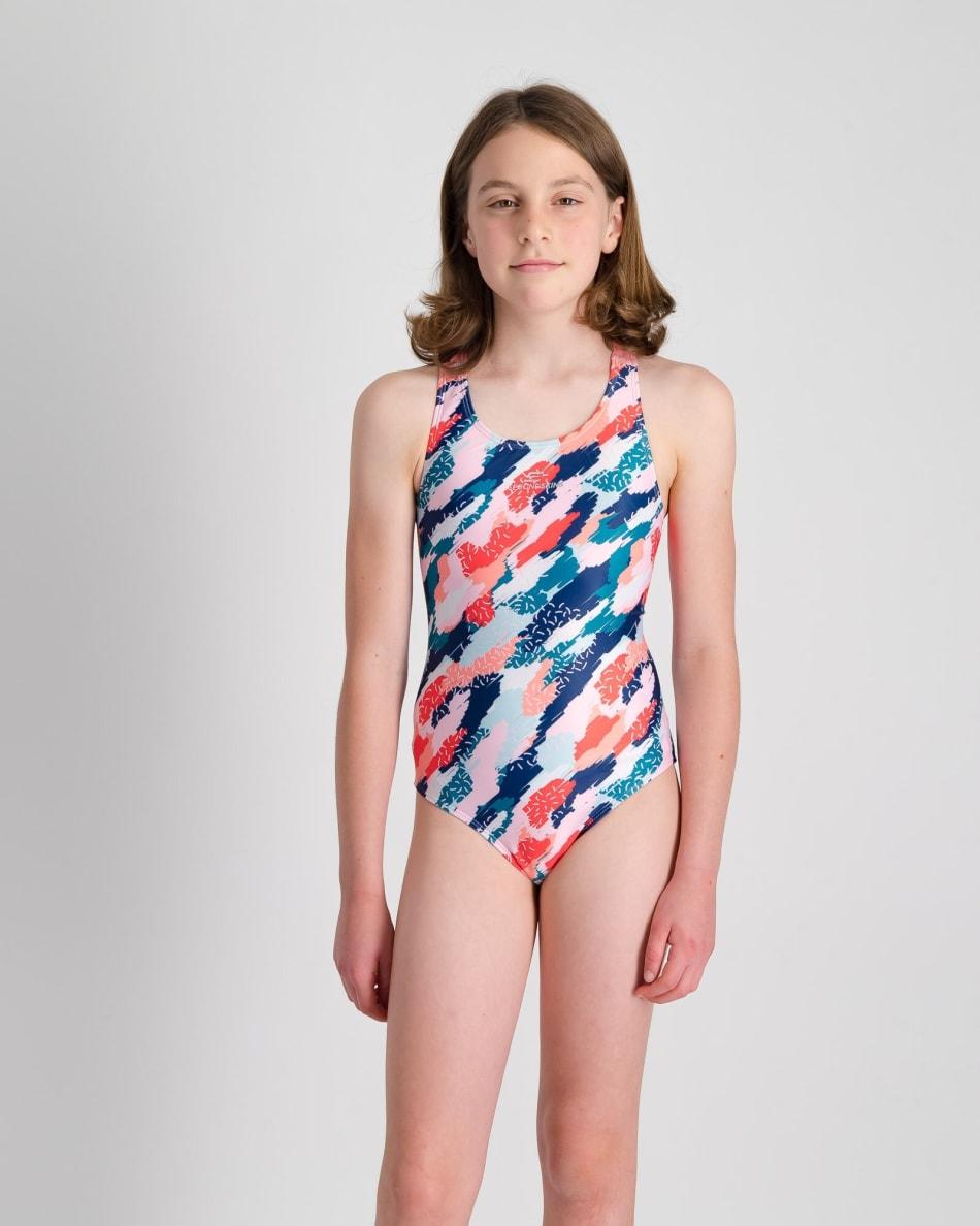 Second Skins Girls Glamouflage Barcelona 1 Piece, product, variation 2