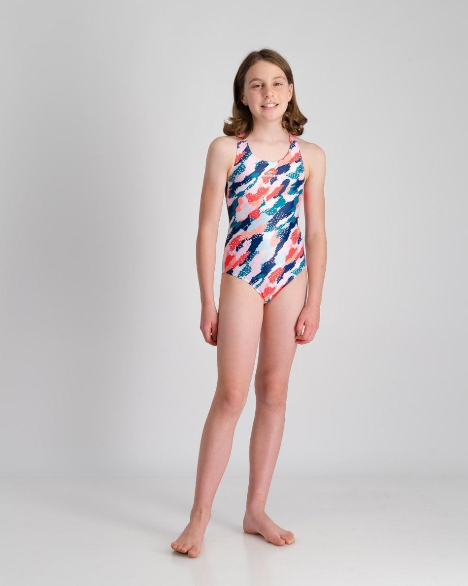 Second Skins Girls Glamouflage Barcelona 1 Piece, product, variation 3
