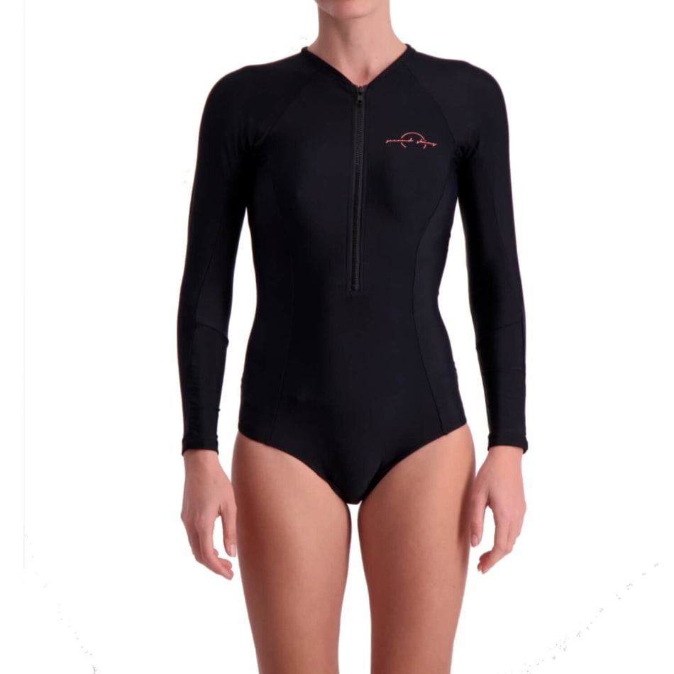 Second Skins Women's Mono Grenade Long Sleeve UV Suit, product, variation 2