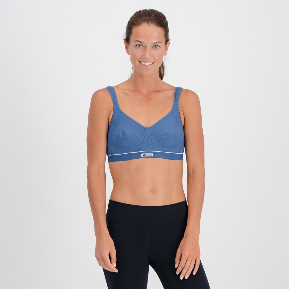 Shock Absorber Women's High Impact Cotton 2 Pack Sports Bra, product, variation 2