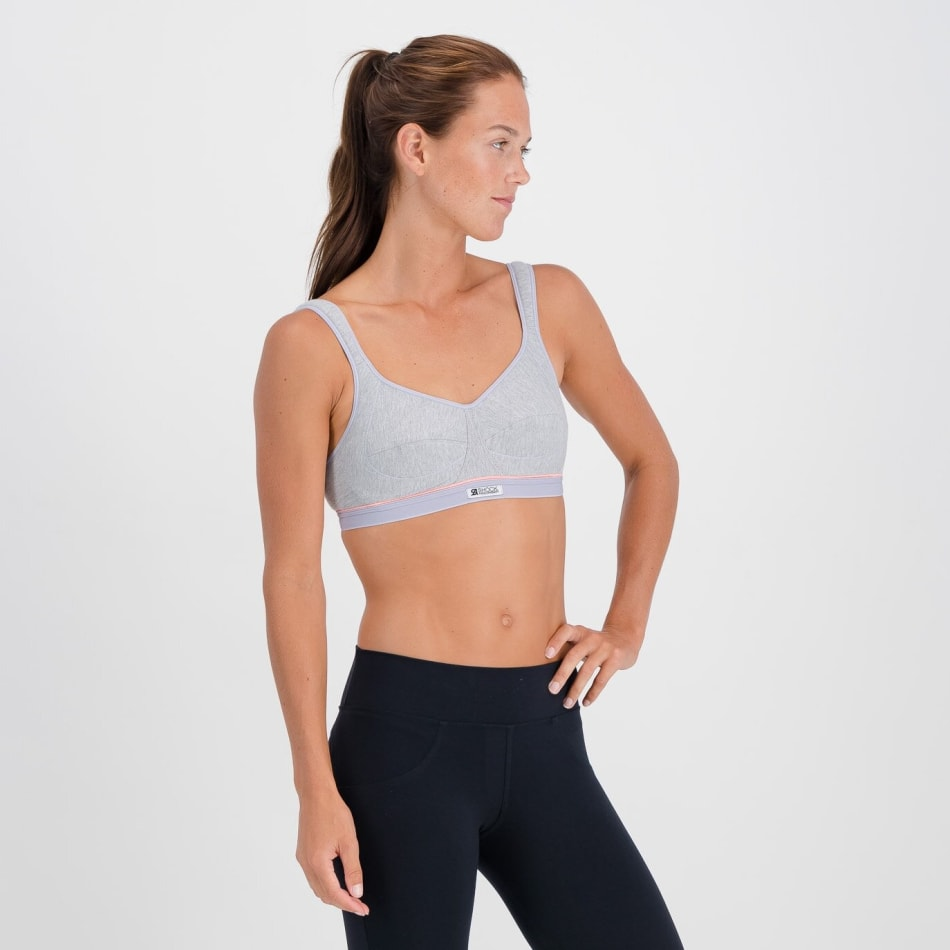 Shock Absorber Women's High Impact Cotton 2 Pack Sports Bra, product, variation 4