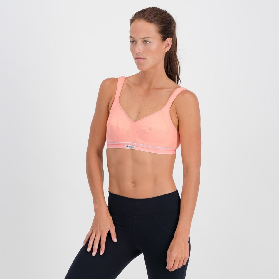 Shock Absorber Women's High Impact Cotton 2 Pack Sports Bra, product, variation 3