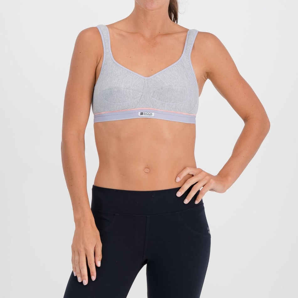 Shock Absorber Women's High Impact Cotton 2 Pack Sports Bra, product, variation 5