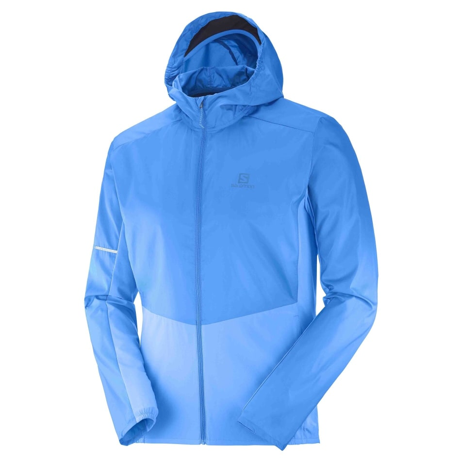 Salomon Men's Agile Run Jacket, product, variation 1