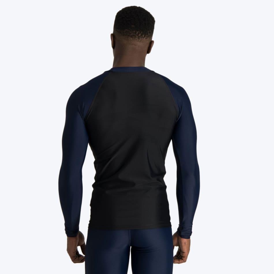 Second Skins Men's Iconic Long Sleeve Rashvest, product, variation 1