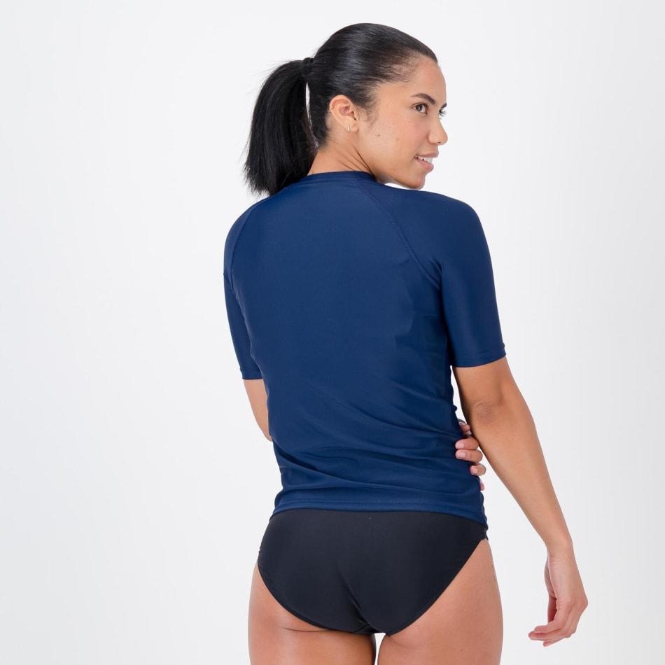 Second Skins Women's Mandala Short Sleeve Rashvest, product, variation 4