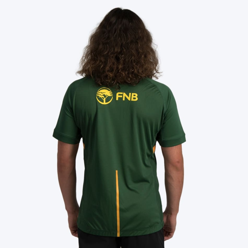 Springboks Men's 2020 Home Test Rugby Jersey, product, variation 5