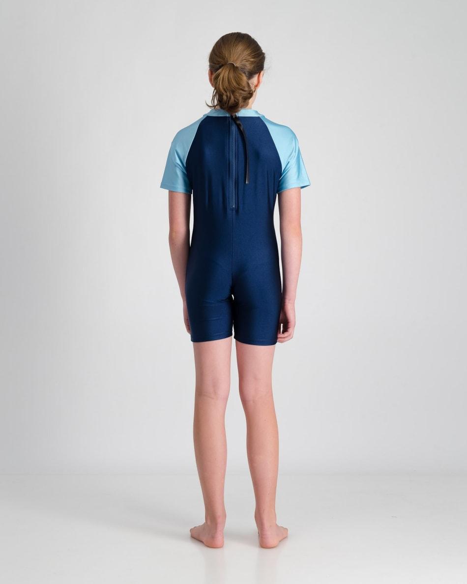 Freesport Girls Mandala Heart Sunsuit (5-10), product, variation 6