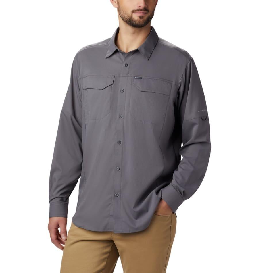 Columbia Men's Silver Ridge Lite Long Sleeve Shirt, product, variation 1