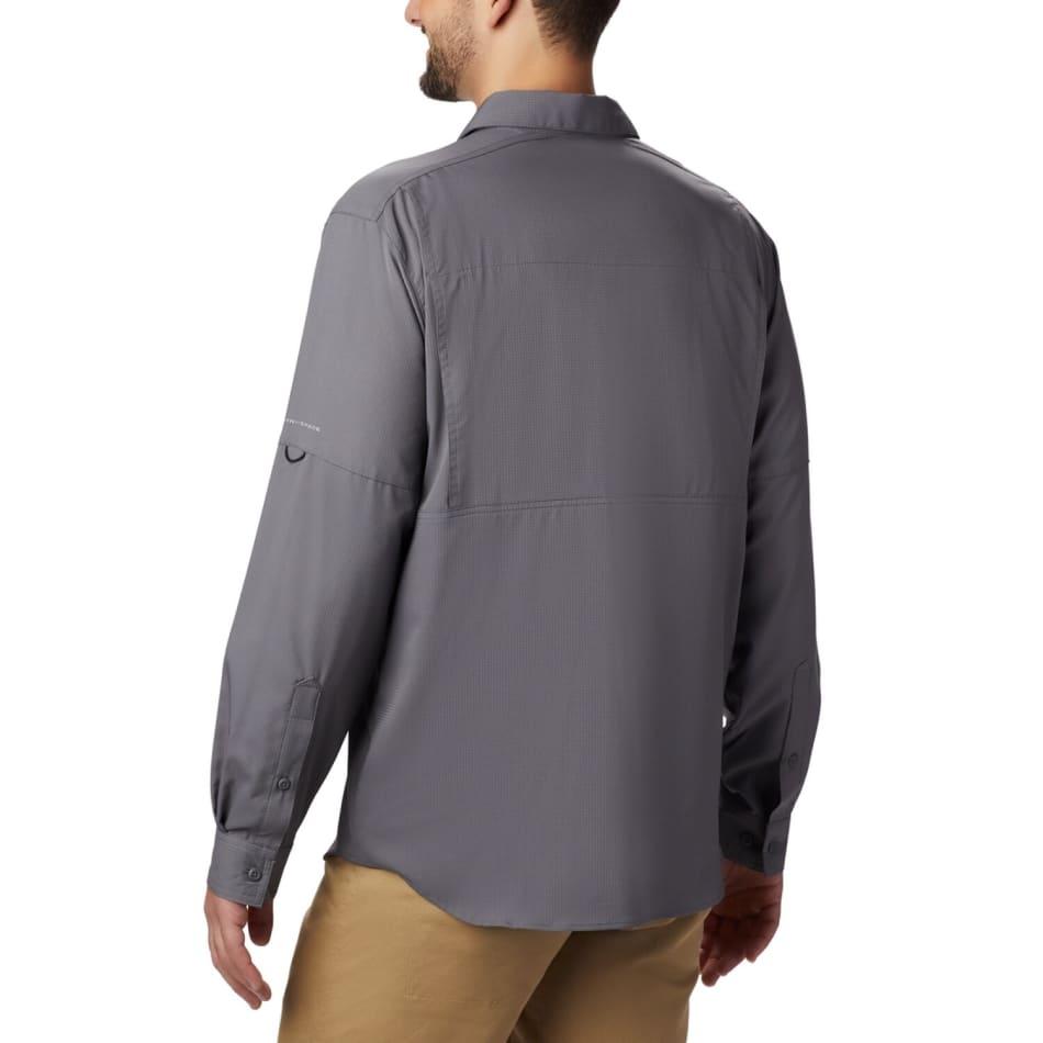 Columbia Men's Silver Ridge Lite Long Sleeve Shirt, product, variation 3