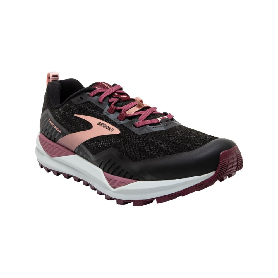 Brooks Women's Cascadia 15 Trail Running Shoes, product, variation 5