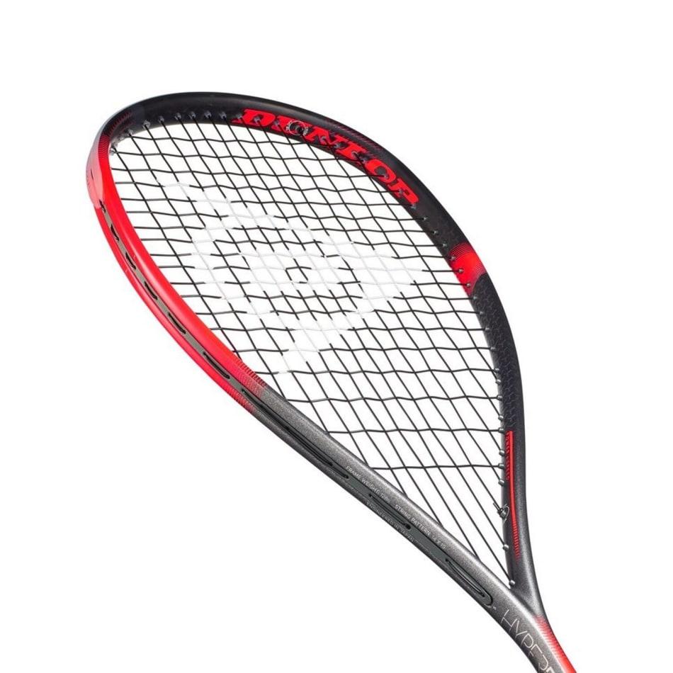 Dunlop HyperFibre XT Revelation Pro 128 Squash Racket, product, variation 3