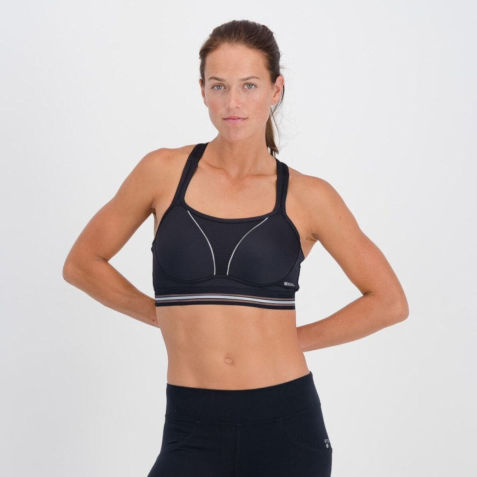 Shock Absorber Women's Reflective Padded Sports Bra, product, variation 3