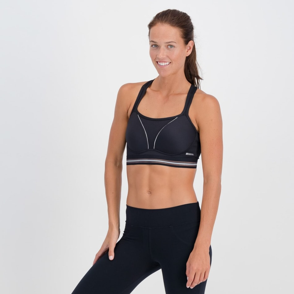 Shock Absorber Women's Reflective Padded Sports Bra, product, variation 4
