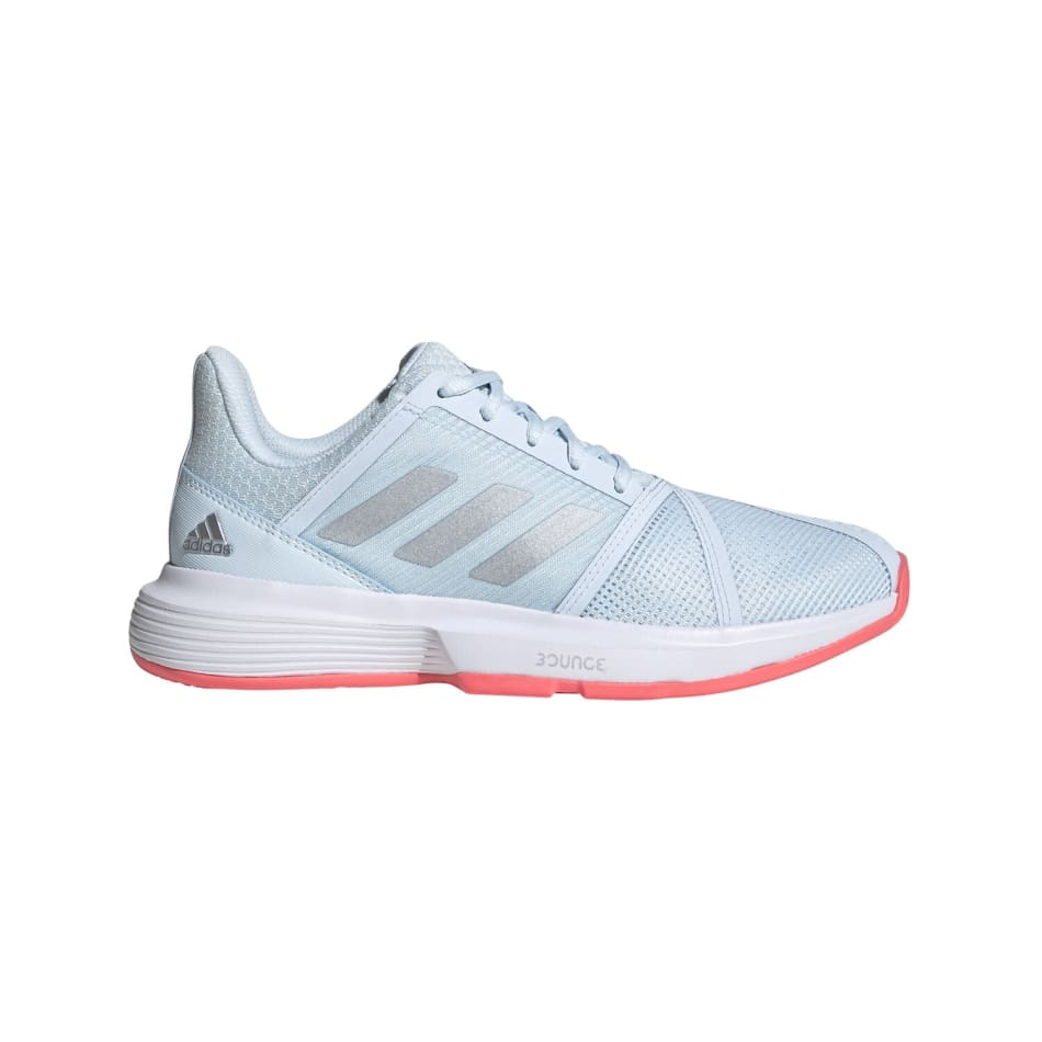 adidas Women's Courtjam Bounce Tennis Shoes, product, variation 1