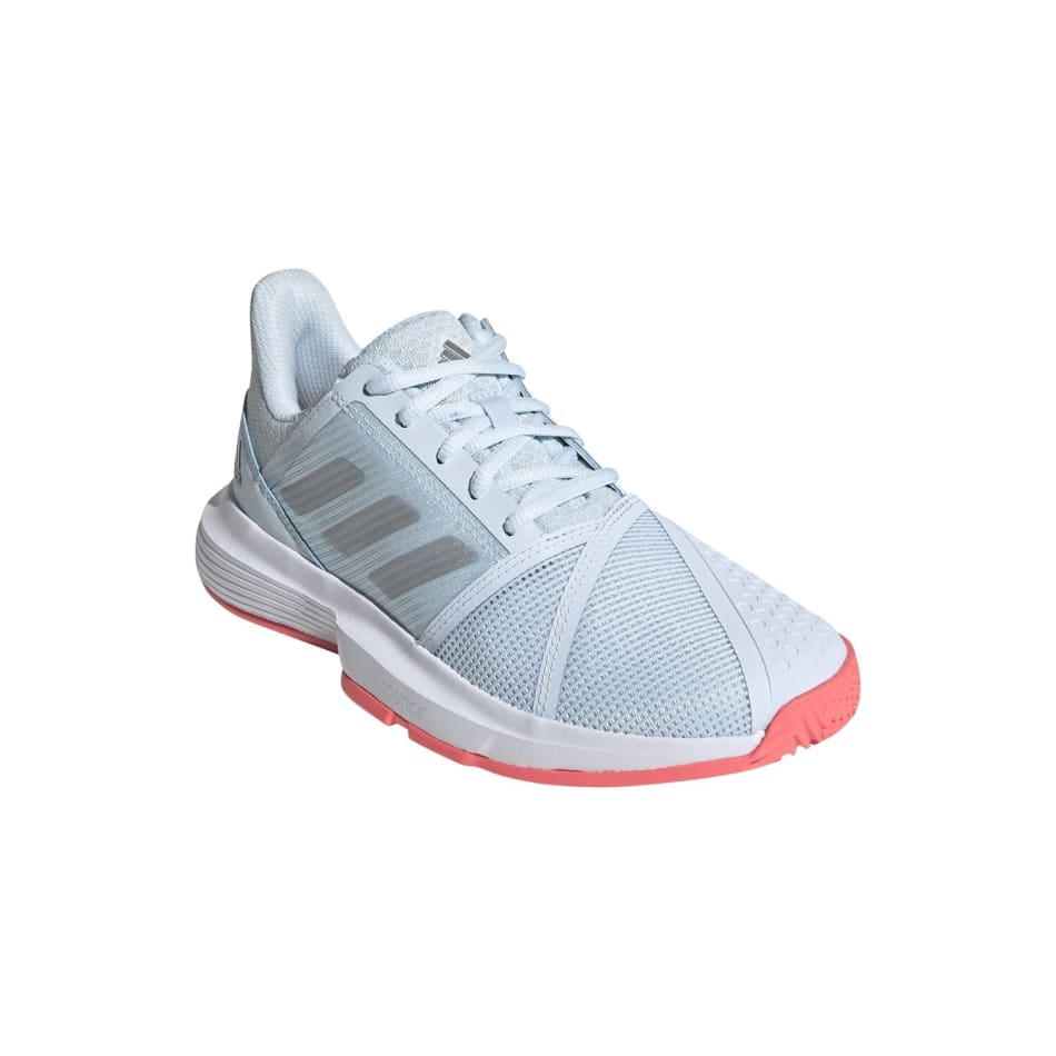 adidas Women's Courtjam Bounce Tennis Shoes, product, variation 3