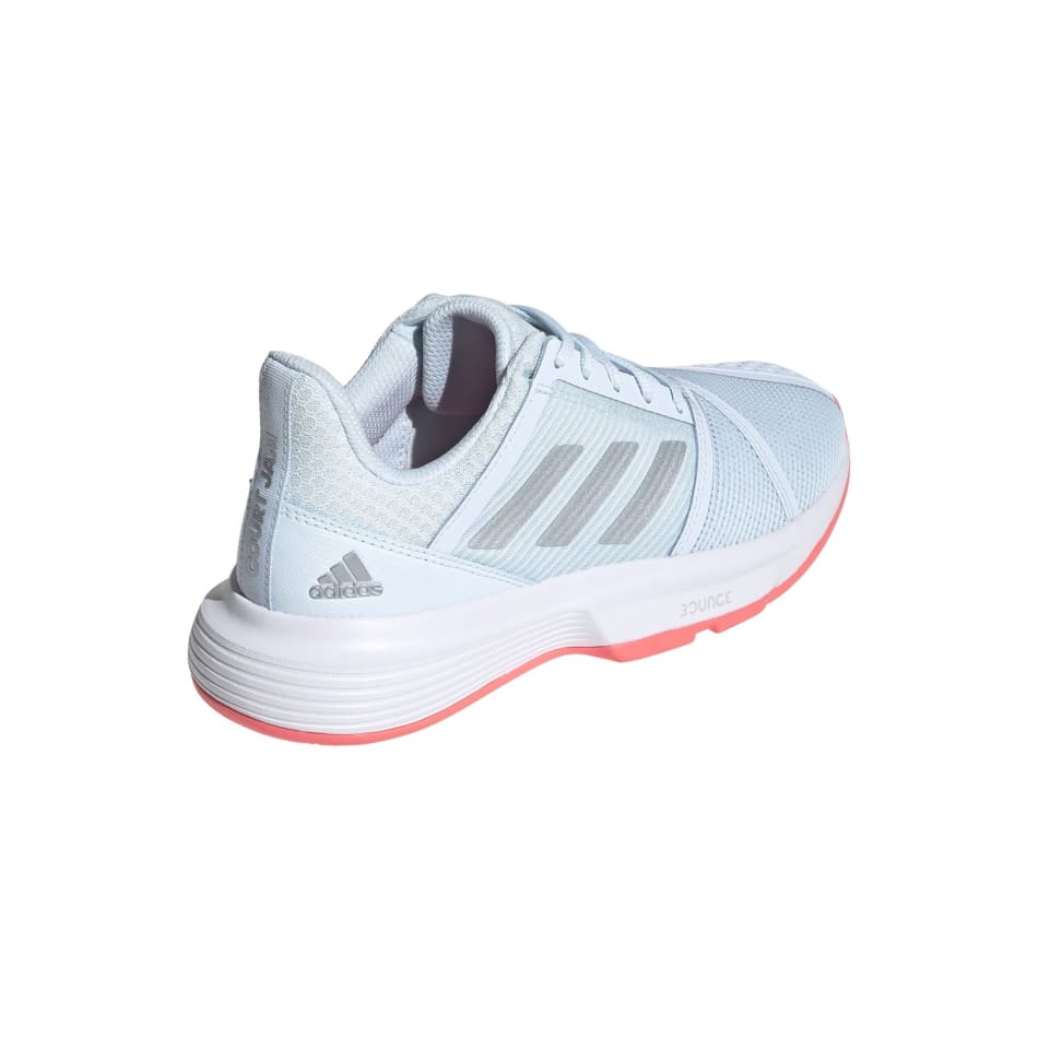 adidas Women's Courtjam Bounce Tennis Shoes, product, variation 4