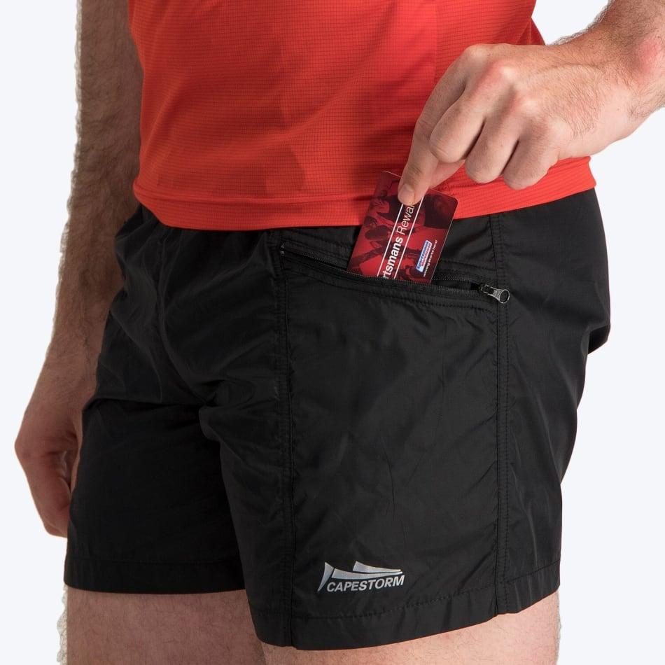 Capestorm Men's A3 Run Short, product, variation 4