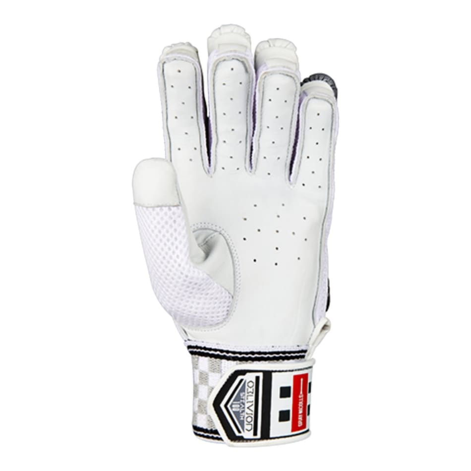Gray Nicolls Adult Oblivion Stealth 100 Cricket Gloves, product, variation 1